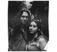 Maeva and David Poster