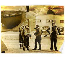 Pilots - 1940 Poster