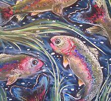 Rainbow Rush by Sally Ford