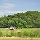 House in the hills of Ohio by mltrue