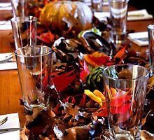 Autumn Banquet by Natalie Ord