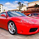 Ferrari Show Day - 360 Modena by RatManDude