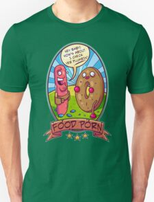 Food Porn Unisex T-Shirt