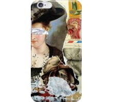 LETTRE iPhone Case/Skin