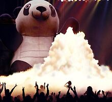 SAD PANDA - Live on stage, 1997 (part 2)... by IWML