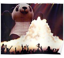 SAD PANDA - Live on stage, 1997 (part 2)... Poster