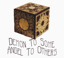 Demon To Some, Angel to Others by Lady Enygma