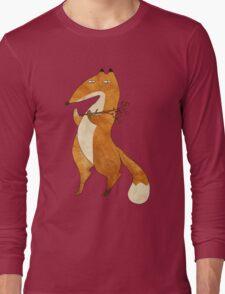 Fox & Flower Long Sleeve T-Shirt