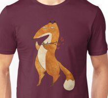 Fox & Flower Unisex T-Shirt