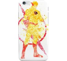 Supervillian Splatter Art iPhone Case/Skin