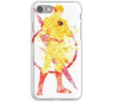 Supervillian Splatter Art iPhone Case/Skin