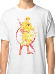 Supervillian Splatter Art Classic T-Shirt