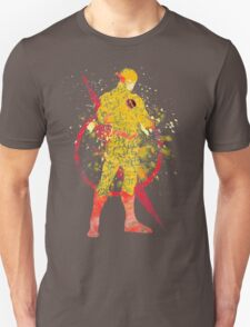 Supervillian Splatter Art T-Shirt