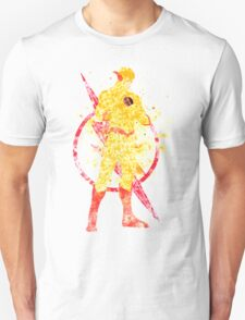 Supervillian Splatter Art T-Shirt