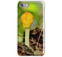 Yellow Cap iPhone Case/Skin