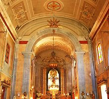 Sanctuary of Nª Sª da Rocha. Oeiras by terezadelpilar~ art & architecture