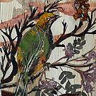 Green - Bird  by BasantSoni