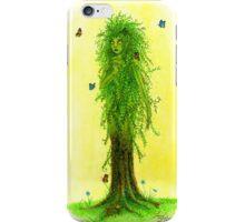Willow Dryad iPhone Case/Skin