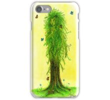 Willow Dryad iPhone Case/Skin