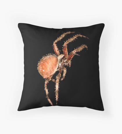 Creepy Crawlie Throw Pillow