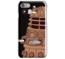 Bronze Dalek. iPhone Case/Skin