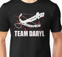Team Daryl Dixon The Walking Dead Unisex T-Shirt