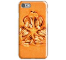Cantaloupe Melon Inside iPhone Case/Skin