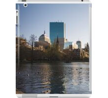 Boston Day iPad Case/Skin