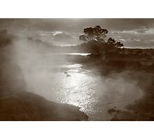 Hotsprings in Azores Photographic Print