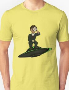 Scully Check This Out T-Shirt