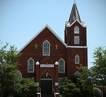 Texas Lutheran Church by Pilot Graphics Photography