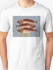 THREE CAREFREE FISH T-Shirt