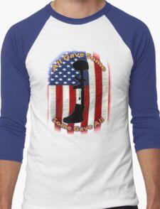 All Gave Some... Some Gave All Men's Baseball ¾ T-Shirt