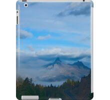 Chief Joseph Highway iPad Case/Skin
