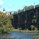 Gervais Street Bridge, Columbia, SC by Debbie Moore