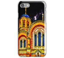 St Volodymyr's Cathedral  iPhone Case/Skin