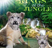 Kings of the Jungle by John Singer