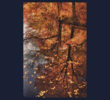 Fall Reflection  Kids Tee