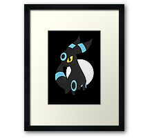 Shiny Umbreon Framed Print