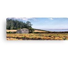 Ferry House Panorama Canvas Print