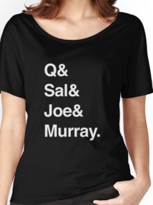 Impractical Jokers Line-up Women's Relaxed Fit T-Shirt
