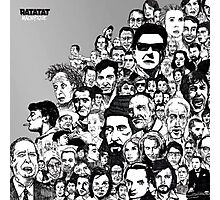 Ratatat Photographic Print