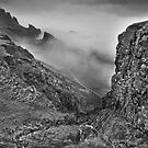 Quiraing on a brooding day by Shaun Whiteman