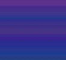 Blue-Violet Stripes by FireFairy