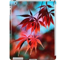 Japanese Red Maple iPad Case/Skin