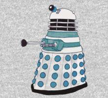 Classic Dalek. by trumanpalmehn
