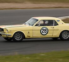 Ford Mustang (Jeremy Cooke) by Willie Jackson