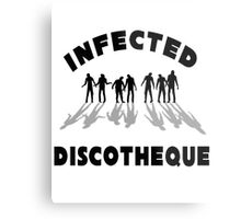 Infected Discotheque Metal Print