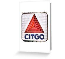 Citgo Greeting Card