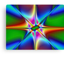 Prismatic Canvas Print